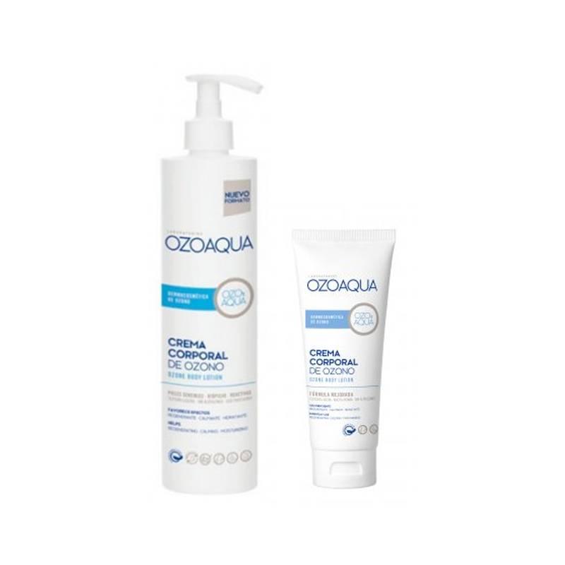 crema corporal de ozonizado ozoaqua